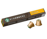Кофе в капсулах Starbucks Nespresso Blond Espresso 6, Швейцария - США