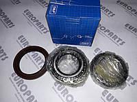 Комплект подшипников передней ступицы Iveco Trakker Stralis EuroTrakker EuroTech EuroStar 1905273 VKBA 5343, фото 1