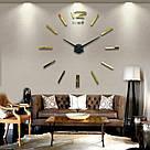"""Часы настенные 3D """"DIY"""" большие, фото 4"""