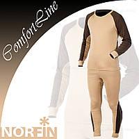 Термобелье Norfin Comfort Line бежевое (S, M, XL, XXL, XXXL)