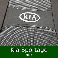 Чехлы на сиденья Kia Sportage JE 2004-2010 (Nika)