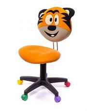 Детское кресло поворотное Тигр (Tiger) Nowy Styl PL GTS OV, фото 3