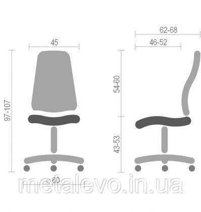 Кресло Стандарт (Standart) Nowy Styl PL GTS PK, фото 2