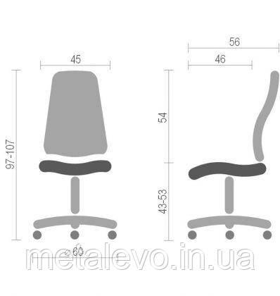 Кресло Стандарт (Standart) Nowy Styl PL GTS PR, фото 2