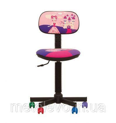 Детское кресло поворотное Бамбо Принцесса (Bambo) Nowy Styl PL GTS OV