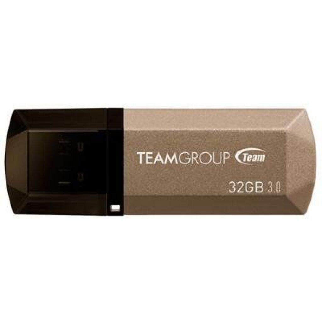 USB флеш накопитель Team 32GB C155 Golden USB 3.0 (TC155332GD01)
