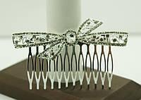 Новые свадебные коллекции -гребешки для волос в Украине. Бижутерию оптом. 157