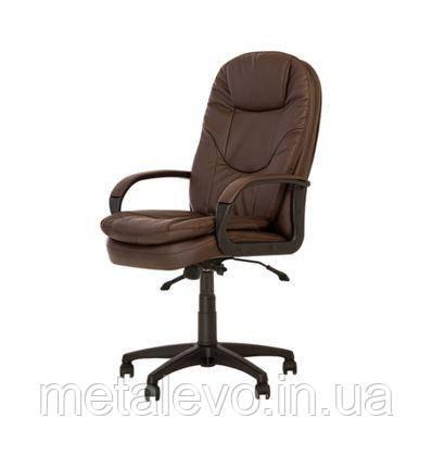 Офисное кресло для руководителя Бонн КД (Bonn KD black) Nowy Styl PL ANF