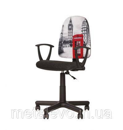Детское кресло поворотное Фалкон Лондон (Falcon) Nowy Styl PL GTP PK, фото 2