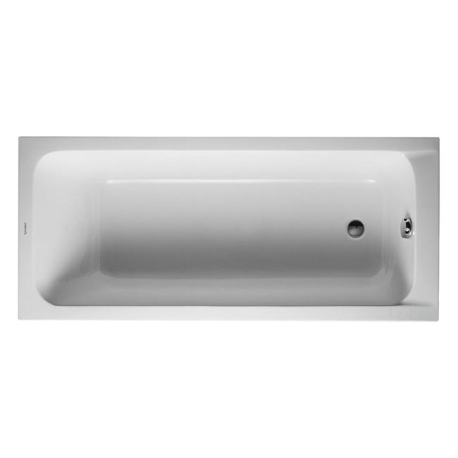 Акриловая ванна 170х75 см DURAVIT D-CODE 700100000000000