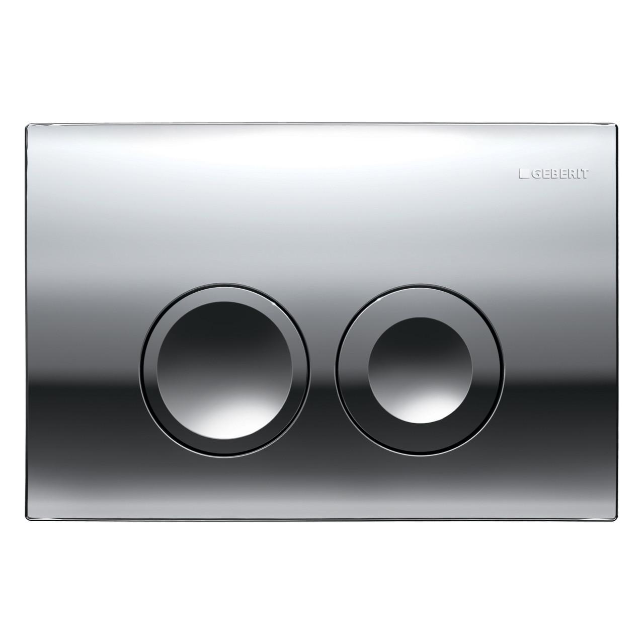 Кнопка смыва GEBERIT DELTA 21 115.125.21.1