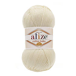 ALIZE COTTON BABY SOFT №62