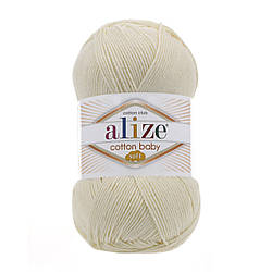 ALIZE COTTON BABY SOFT №1
