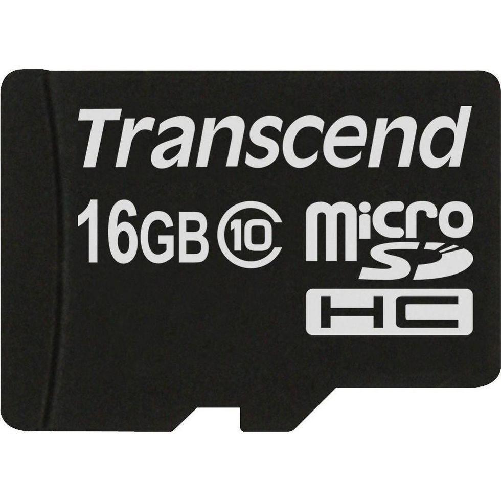Картка пам'яті microSDHC 16GB Високої якості для Вашого пристрою