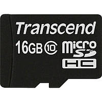 Картка пам'яті microSDHC 16GB Високої якості для Вашого пристрою, фото 1
