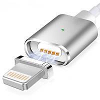 Магнитная зарядка кабель на iphone