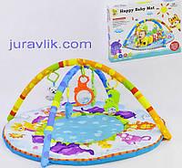Детский коврик развивающий D 078 (5) подвесок