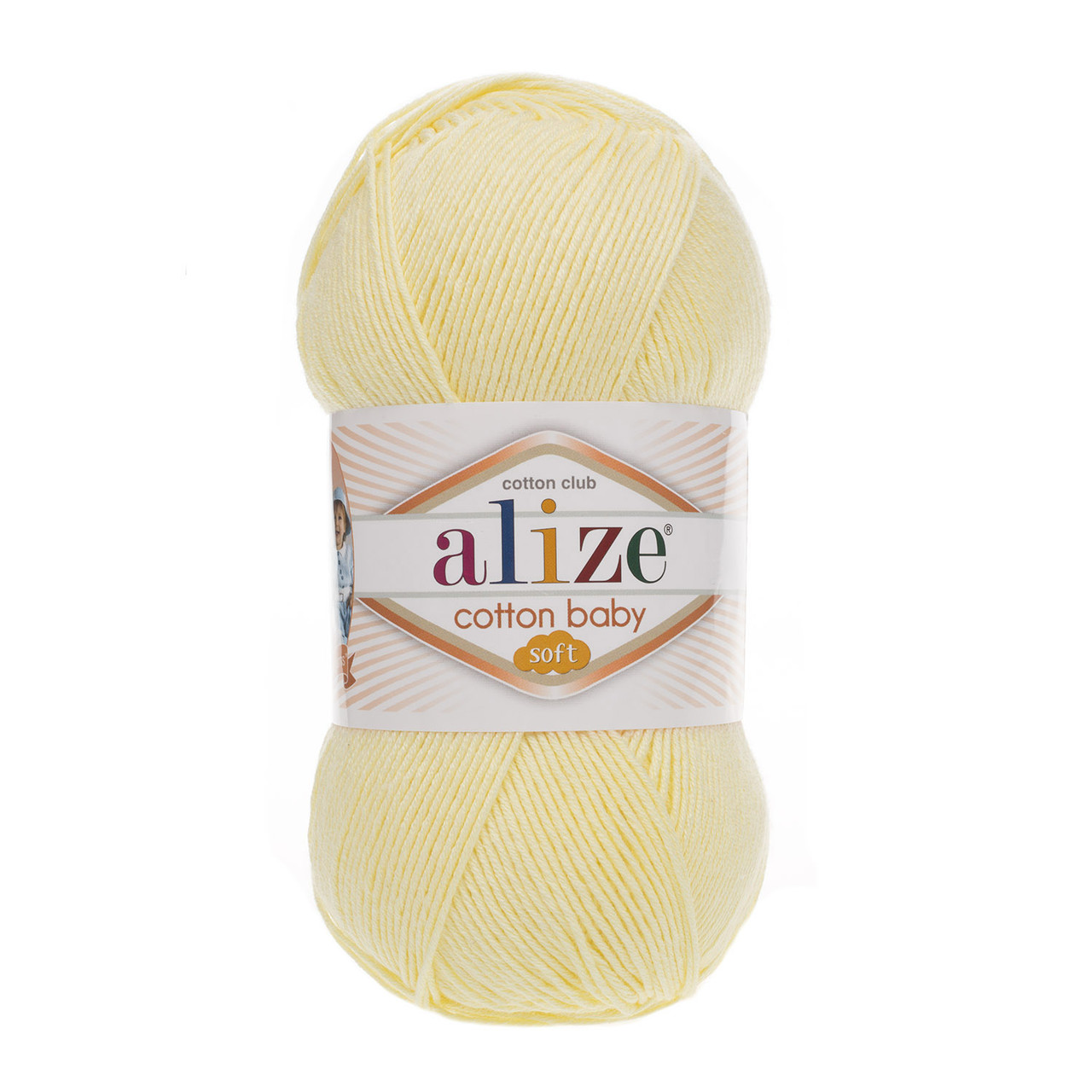 ALIZE COTTON BABY SOFT №13
