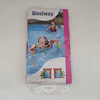 """Детские нарукавники для плавания """"Папугай"""", Bestway"""