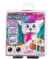Интерактивный браслет зверек Уна Little Live Wrapples Slap Bracelets Una Moose оригинал
