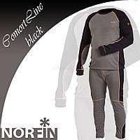 Термобелье Norfin Comfort Line серое (S, M, L, XL, XXL, XXXL)