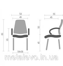 Кресло Самба Софт (Samba Soft) Nowy Styl BL, фото 3