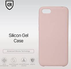 Панель Armorstandart Silicone Case для Huawei Y5 2018/Honor 7A Pink Sand (ARM52189)