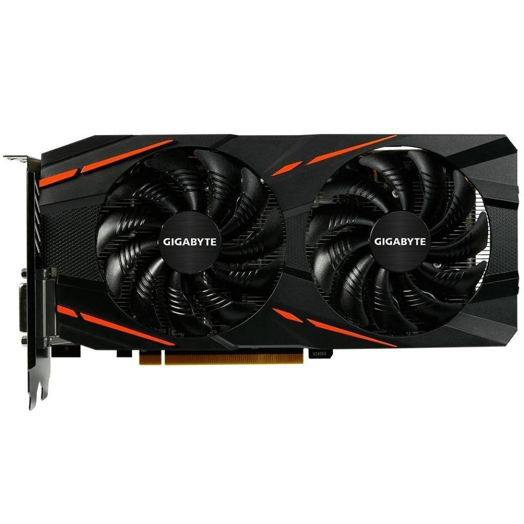 Видеокарта GIGABYTE Radeon RX 570 8192Mb GAMING OEM (GV-RX570GAMING-8GD-MI), фото 1