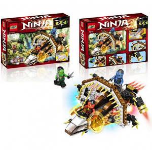 Конструкторы серии Ninjaga