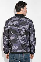 Куртка 147V001 цвет Грифельно-салатовый, фото 3