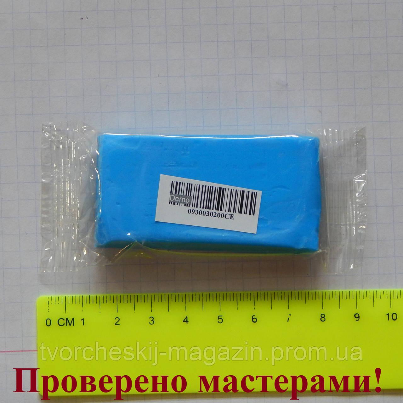"""Полимерная глина """"CERNIT-NEON"""" 30 гр, ГОЛУБОЙ"""