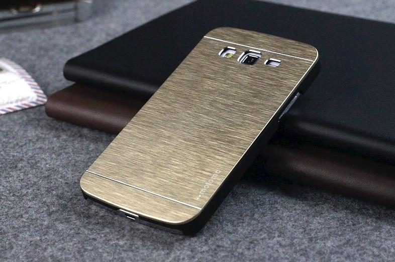 Чехол для Samsung Core Prime G360 G361 motomo металлический