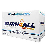 Жиросжигатель AllNutrition Burn4all Extreme 120 капс.