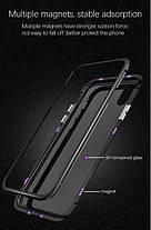 Магнитный чехол (Magnetic case) для для Apple Iphone XS, фото 3