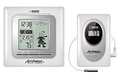 Метеостанция Atomic W839007-White