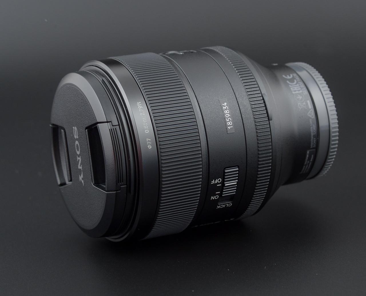 Sony FE 85mm f/1,4 GM (SEL85F14GM)