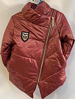 Детская куртка демисезонная для девочки оптом 92-98-104-110