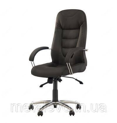 Офисное кресло для руководителя Бостон (Boston) Nowy Styl AL ANF, фото 2