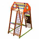 Детский спортивный комплекс BambinoWood Plus  SportBaby, фото 2