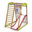 Детский спортивный комплекс для дома BabyWood Plus 1 SportBaby, фото 2