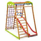 Детский спортивный комплекс для дома BabyWood Plus 1 SportBaby, фото 3