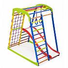 Детский спортивный комплекс для дома SportWood  Plus 1  SportBaby, фото 2