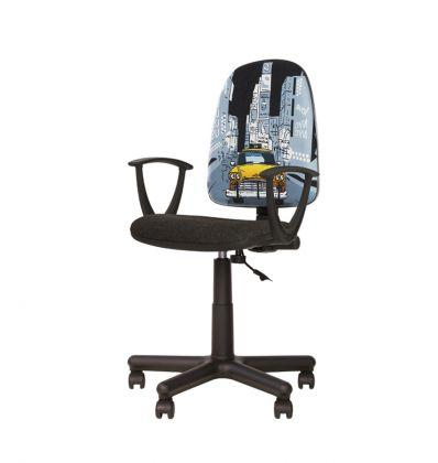 Детское кресло поворотное Фалкон Нью Йорк (Falcon) Nowy Styl PL GTP PK