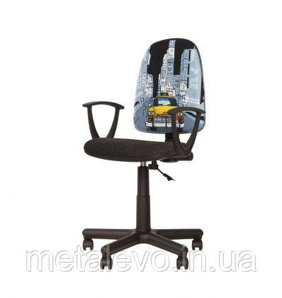 Детское кресло поворотное Фалкон Нью Йорк (Falcon) Nowy Styl PL GTP PK, фото 2