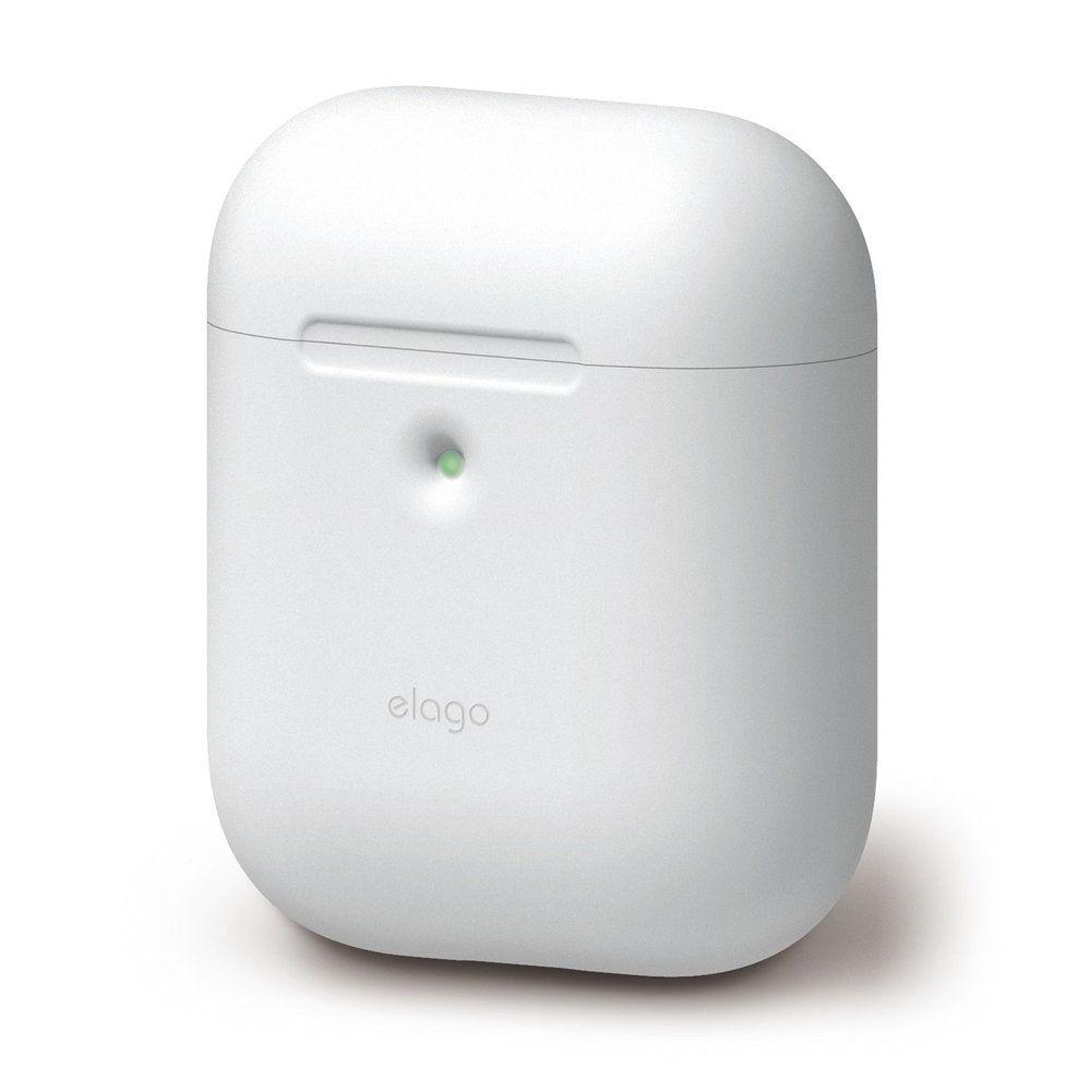 Чехол Elago A2 silicone Airpods Wireless White (EAP2SC-WH) EAN/UPC: 8809461760421