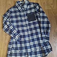 Детская туника-рубашка для девочки