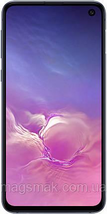 Смартфон Samsung Galaxy S10e 6/128 GB Black, фото 2