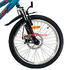Детский велосипед Azimut Alpha D 20 дюймов, фото 8