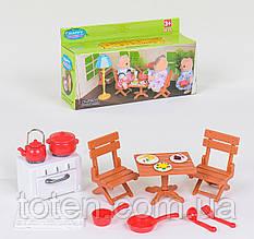 Набір для ляльок Кухня 012-04 В Sylvanian Families Ху