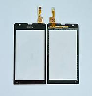 Сенсорный экран для Sony C5302 M35h Xperia SP/C5303 M35i Xperia SP black Original
